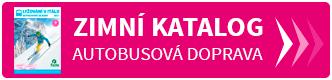 Katalog autobusová doprava